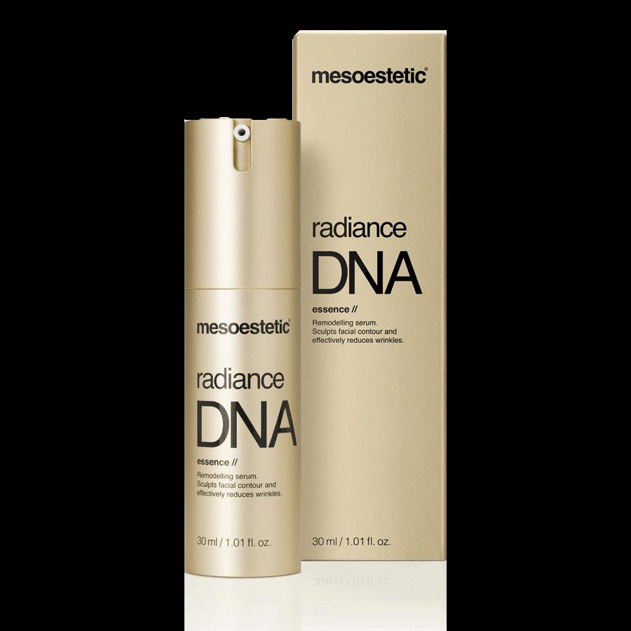 Serum tái tạo da Mesoestetic Radiance DNA Essence 15ml (Tây Ban Nha) – Duy trì vẻ đẹp thanh xuân của làn da theo năm tháng
