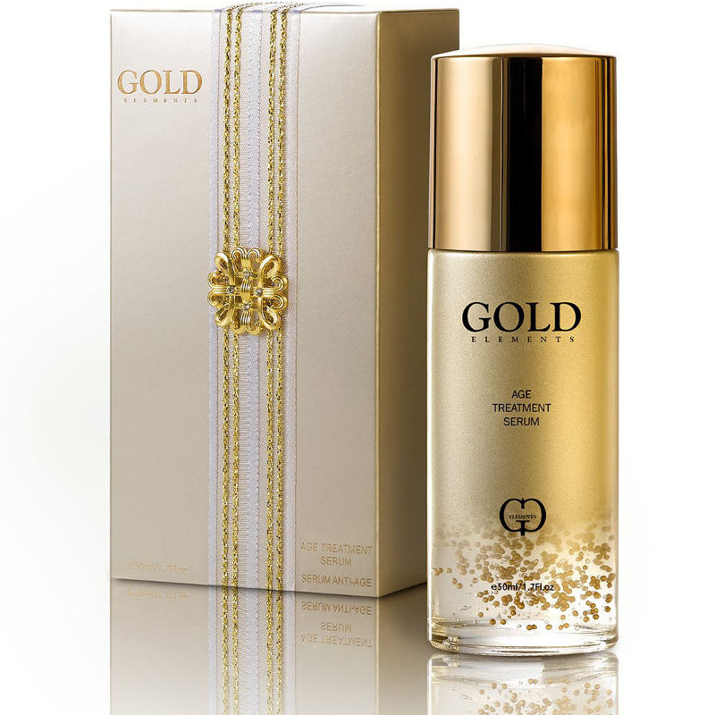 Gold Elements Age Treatment Face Serum - Tinh chất đặc trị lão hóa da