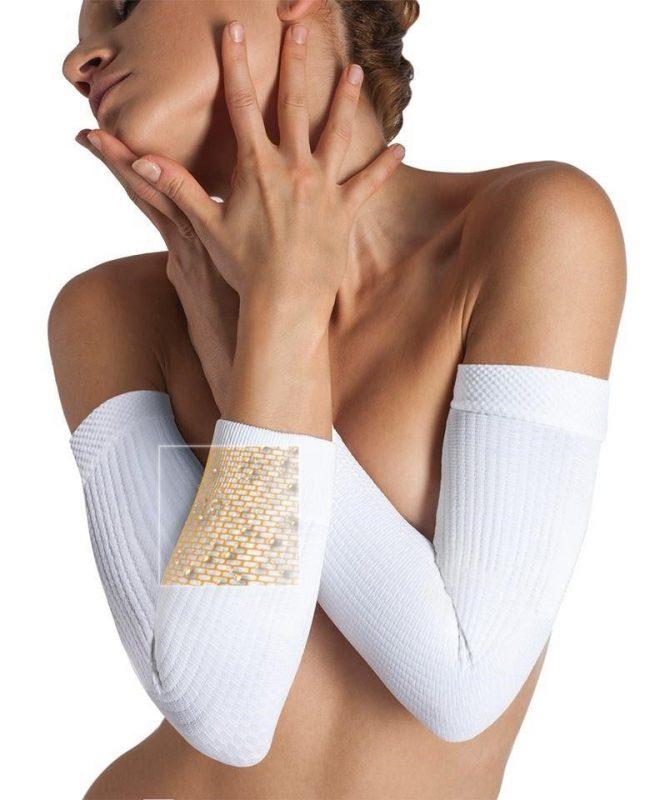"""Băng đeo tay Lytess 20 Days Anti-Cellulite – """"Bí kíp"""" tạm biệt mỡ thừa dưới cánh tay phái đẹp"""