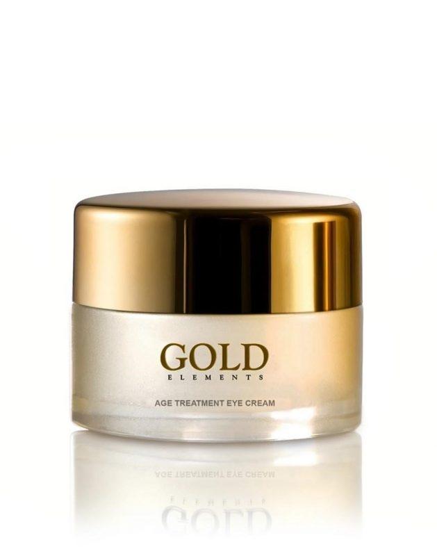 Gold Elements Age Treatment Eye Cream - Kem dưỡng chống lão hóa vùng mắt