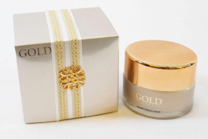 Gold Elements Age Treatment Transforming Mask - Mặt nạ chống lão hóa