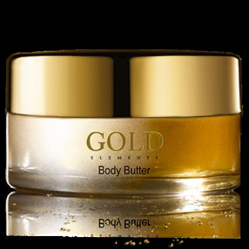 Gold Elements Body Butter Precious – Bơ dưỡng thể nuôi dưỡng da trắng mịn từ vàng 24K