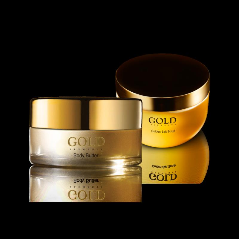 Gold Elements Body Butter Supreme - Bơ dưỡng thể toàn thân