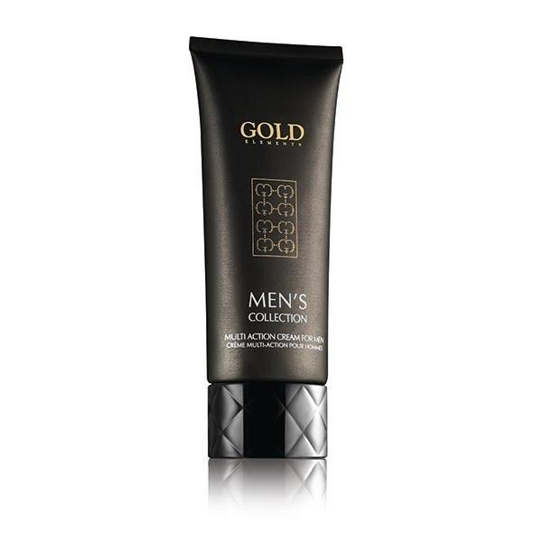 Gold Elements Facial Cleansing Gel for Men - Gel rửa mặt sạch khuẩn dành cho nam
