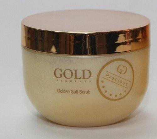 Gold Elements Golden Salt Scrub Precious - Muối tắm tẩy tế bào chết toàn thân