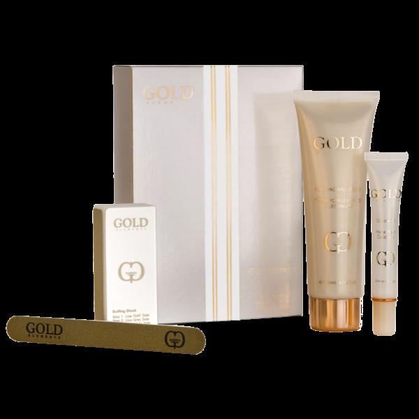 Gold Elements Hand and Nail Cream – Kem dưỡng da tay và chăm sóc móng