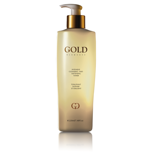 Gold Elements Intensive Cleansing and Softening Toner - Nước cân bằng làm sạch chuyên sâu và mềm da