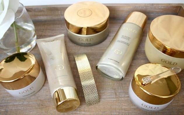 Gold Elements Intensive Multi Task Facial Cleanser - Sữa rửa mặt đa chức năng