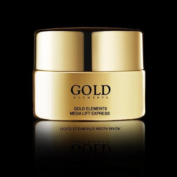 Gold Elements Mega Lift Express - Kem dưỡng trẻ hóa da cao cấp