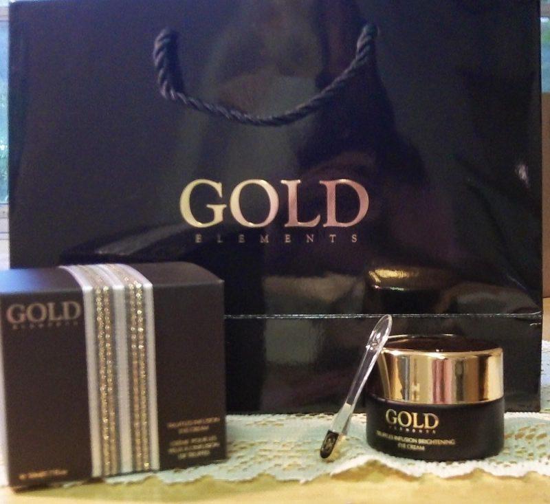 Gold Elements Truffle Infusion Brightening Eye Cream - Kem dưỡng sáng da vùng mắt
