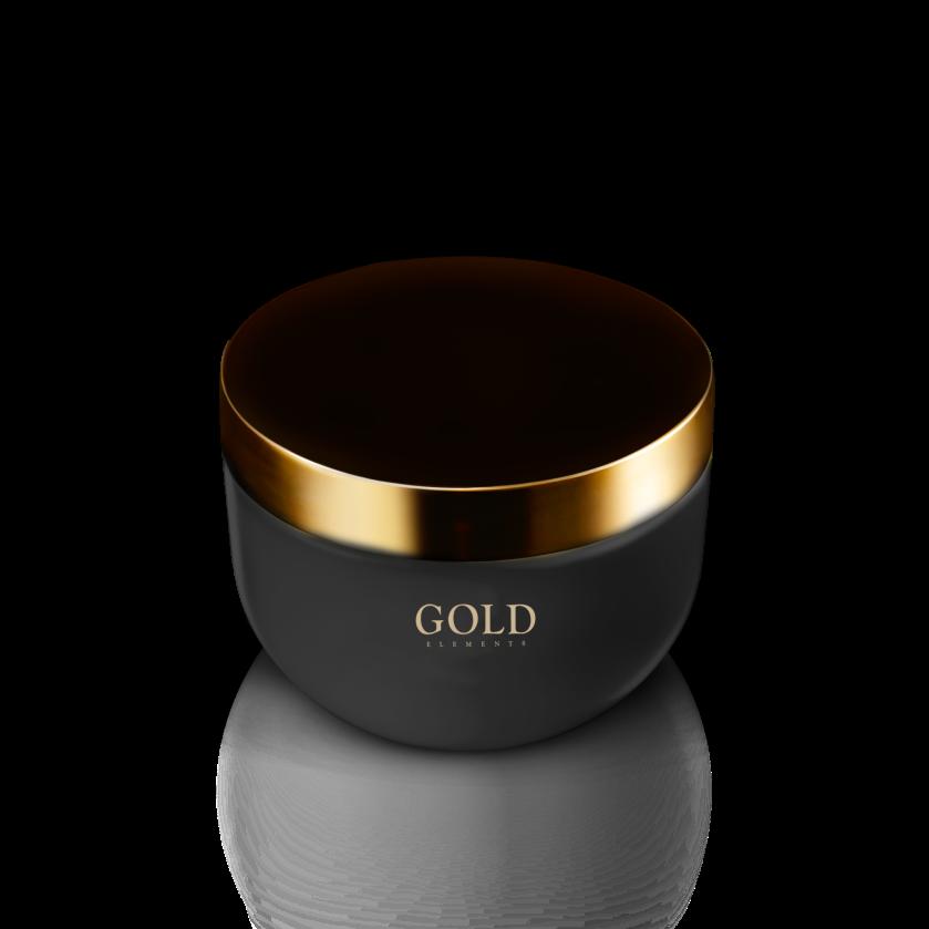 Gold Elements Truffle Infusion Salt Scrub - Muối tẩy tế bào chết toàn thân từ nấm Truffle