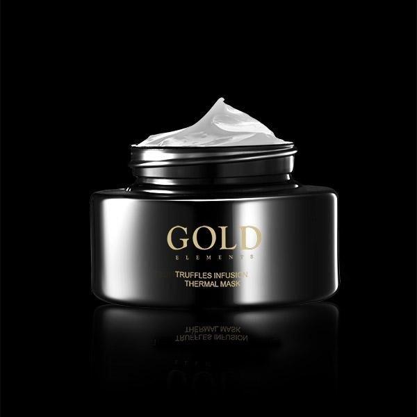 Gold Elements Truffles Infusion Thermal Mask - Mặt nạ nóng dưỡng sáng da