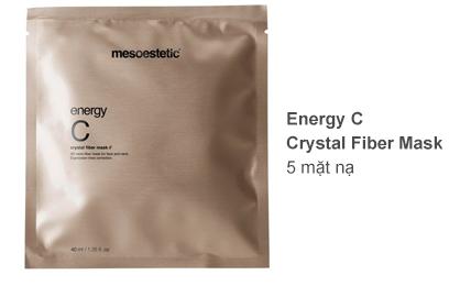 Bộ sản phẩm trị nám cao cấp Mesoestetic Energy C Professional Pack được ưa chuộng hàng đầu tại Tây Ban Nha