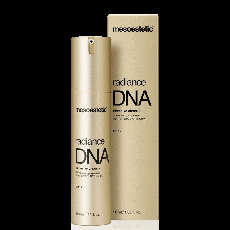 Kem dưỡng chống lão hóa da ban ngày Mesoestetic Radiance DNA Intensive Cream 50ml – Tây Ban Nha