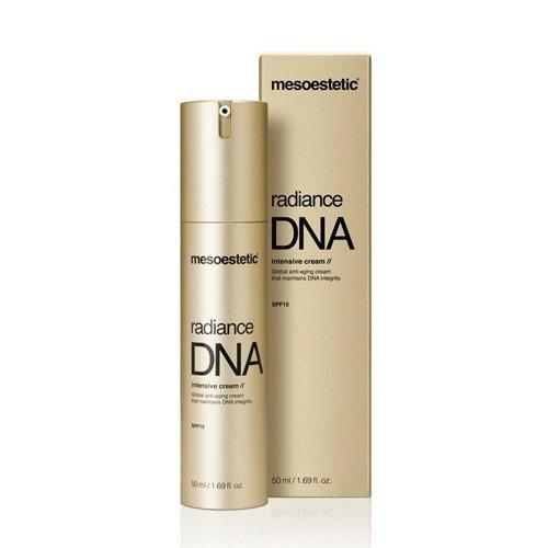 Mesoestetic Radiance DNA Professional Pack – Bộ sản phẩm chống lão hóa da toàn diện bán chạy số 1 tại Tây Ban Nha