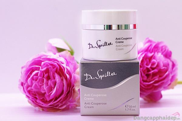 Kem Trị Giãn Mao Mạch Dr.Spiller Anti Couperose Cream Được Ưa Chuộng Hàng Đầu Tại Đức