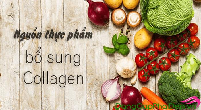 Collagen có trong thực phẩm nào nhiều nhất?