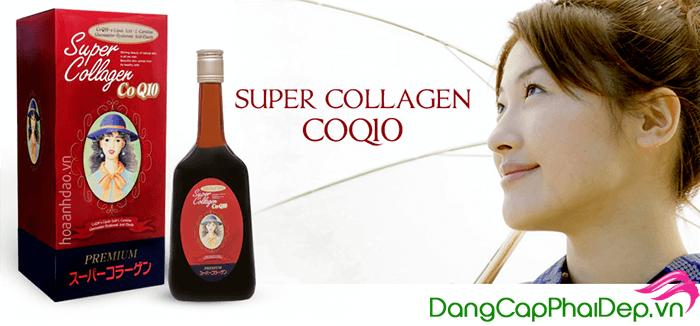 Collagen cho phụ nữ trung niên