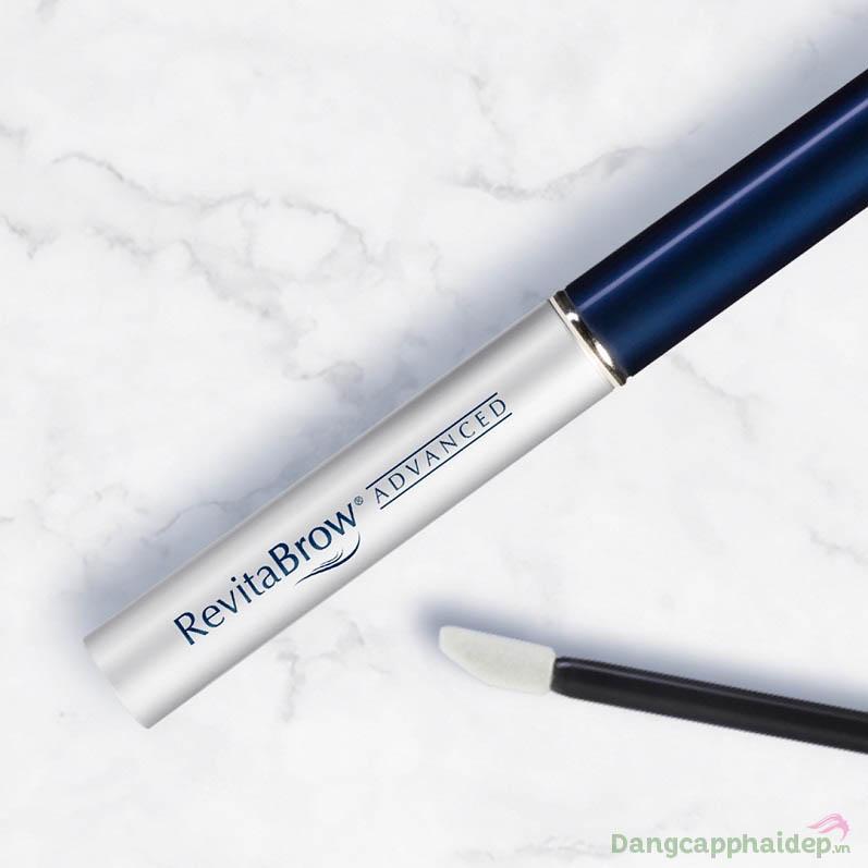 RevitaBrow ® EyeBrow Conditioner được áp dụng công nghệ 3D hiện đại