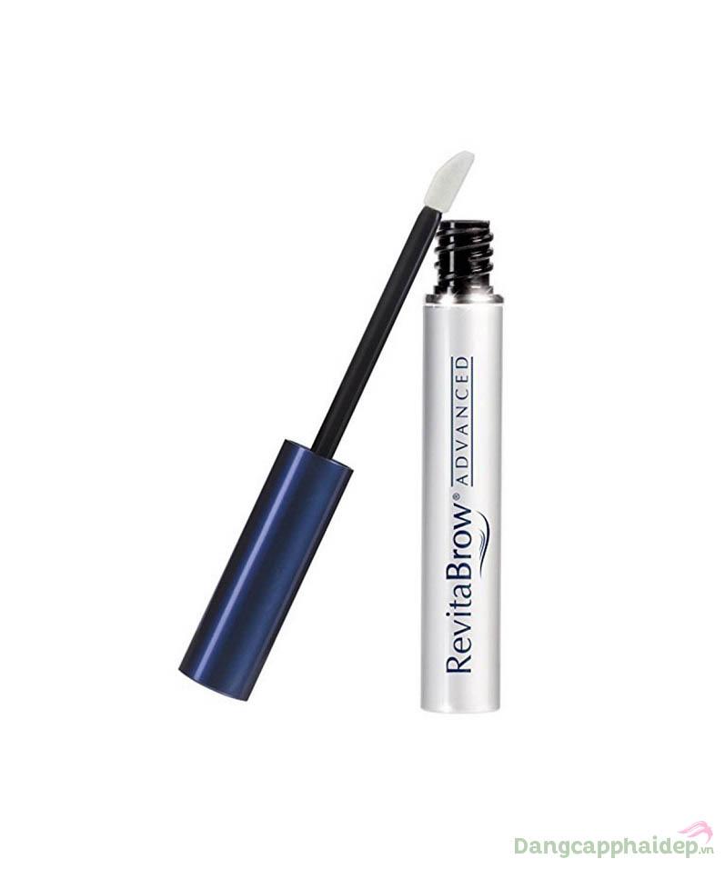 RevitaBrow ® EyeBrow Conditioner có thiết kế dạng ống nhỏ gọn, như một cây mascara rất dễ sử dụng