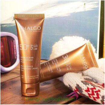 Kem chống nắng vật lý dành cho da nhạy cảm Thalgo Age Defence Sunscreen Cream SPF50+ 50ml