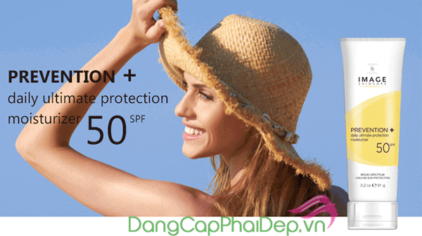 Kem chống nắng cho da hỗn hợp Prevention+ Daily Ultimate Protection Moisturizer SPF50