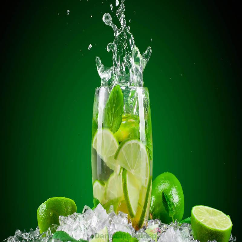 Cách làm nước uống thải độc cơ thể từ chanh