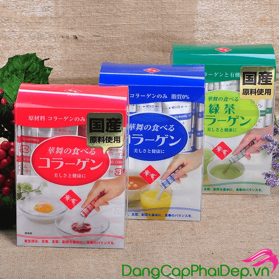 Collagen Hanamai Nhật Bản có tốt không