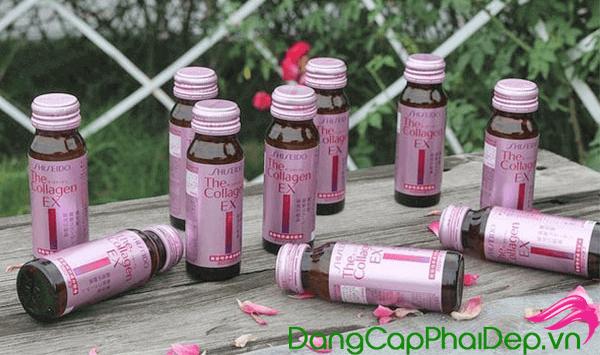 Collagen Nhật Bản EX – Nước uống bổ sung collagen cho làn da tươi khỏe hoàn hảo