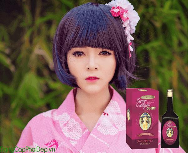 Mách nhỏ top collagen nổi tiếng Nhật Bản dành cho các độ tuổi