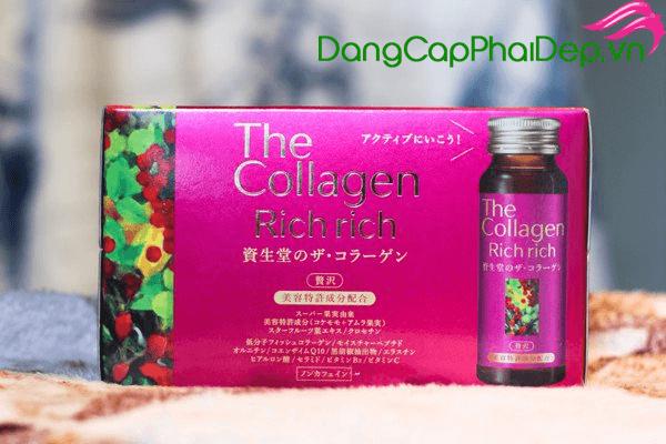 Collagen Rich Rich Nhật Bản