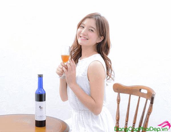collagen uống đẹp da nhật bản