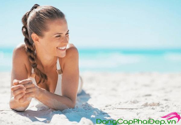 kem chống nắng cho body