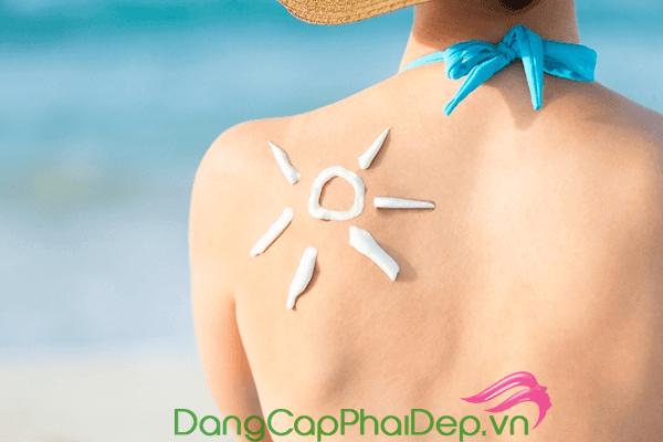 Kem chống nắng vật lý không gây kích ứng da, lành tính cho da trẻ em