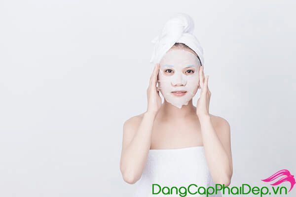 mặt nạ collagen Moisture Rich Mask