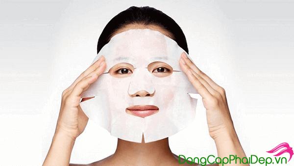 mặt nạ giấy collagen nhật bản