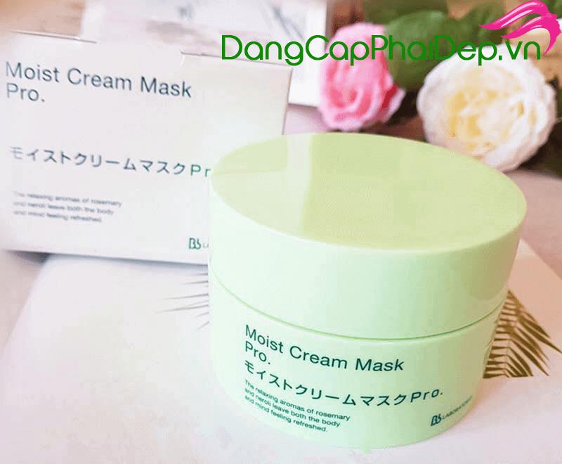 mặt nạ dưỡng da Moist Cream Mask Pro