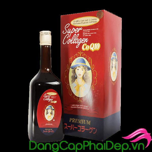 Super Collagen CoQ10 Nhật Bản