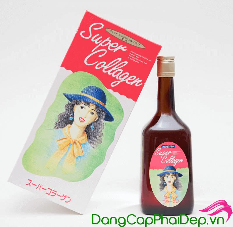 thực phẩm collagen Nhật Bản
