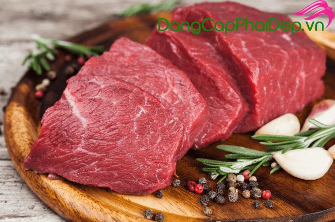 thực phẩm giảm viêm da