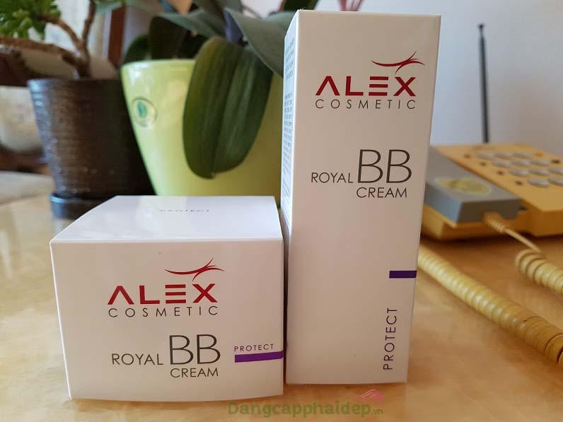 Kem chống nắng vật lýAlex Cosmetic Royal BB Cream