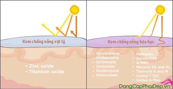 top 5 kem chống nắng cho da dầu