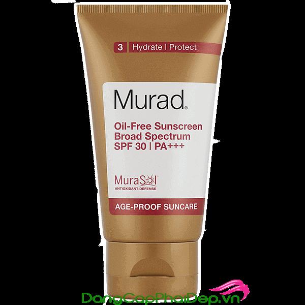 Kem chống nắng không chứa dầu Murad Oil-Free Sunscreen Broad Spectrum SPF 30 PA+++