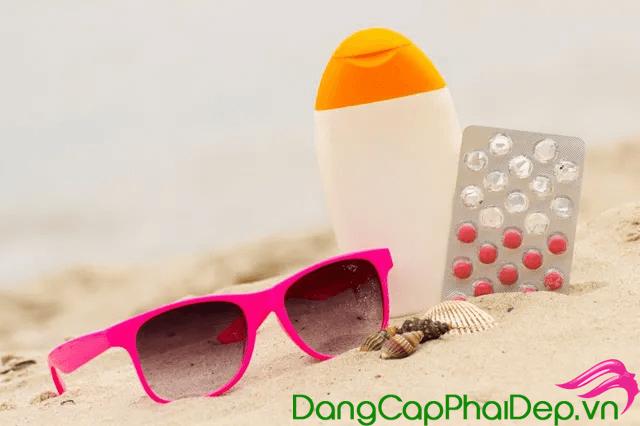 viên uống chống nắng Heliocare có tốt không