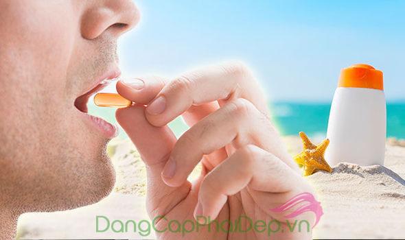 Viên uống chống nắng có thật sự tốt như lời đồn?