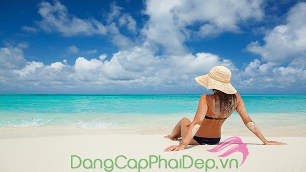 Chỉ cần 1 – 2 viên uống nắng/ngày sẽ duy trì khả năng bảo vệ làn da suốt 24 giờ.