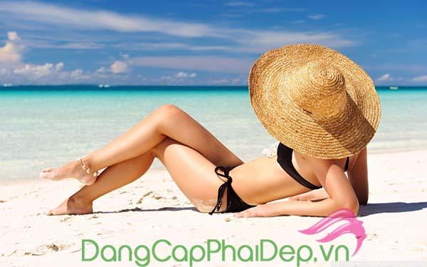 Viên uống chống nắng bảo vệ làn da toàn diện trước tác động từ tia cực tím