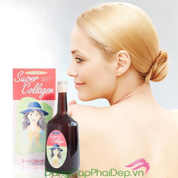 Nước uống Super Collagen Nhật Bản