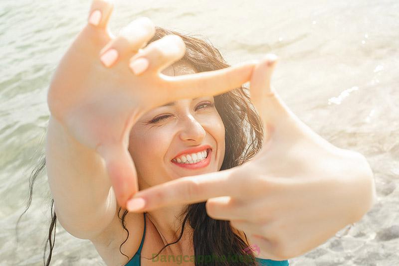 Ngừa da cháy nắng, ngừa lão hóa da sớm khi bôi kem chống nắng thường xuyên