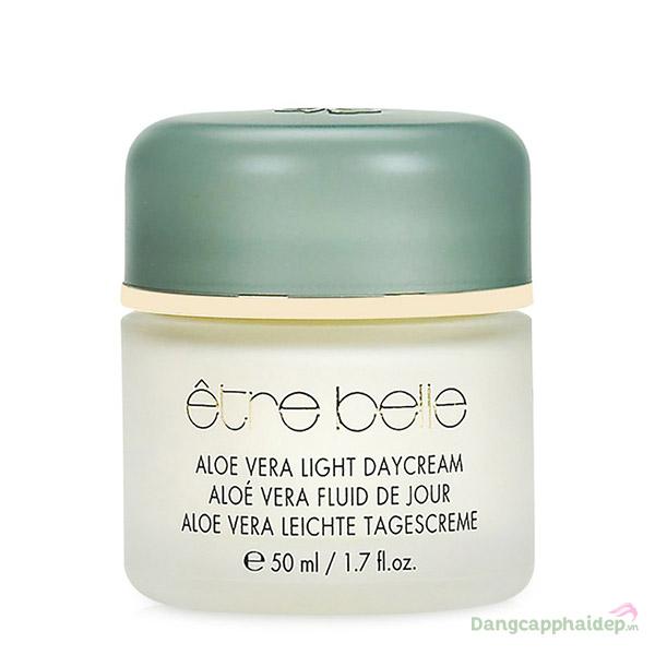 Kem dưỡng ban ngày Etre Belle Aloe Vera Light Day Cream chính là giải pháp tối ưu dành cho làn da khô.